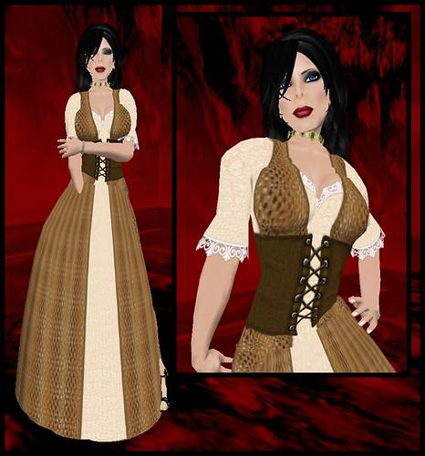 Stone Keep - Peasant Dress Freebie