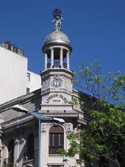 Londres-Paris 1908 photographié en 2007 à Montevideo, Uruguay