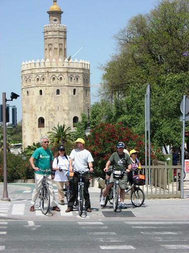 Carril Bici Sevilla.