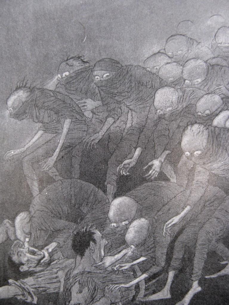 Monster Brains Sidney Sime