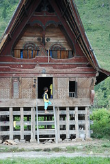 Batak House by Ben Peters