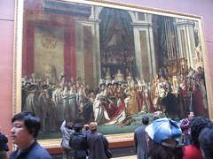 Napoleon I Crowns Josephine Empress of France