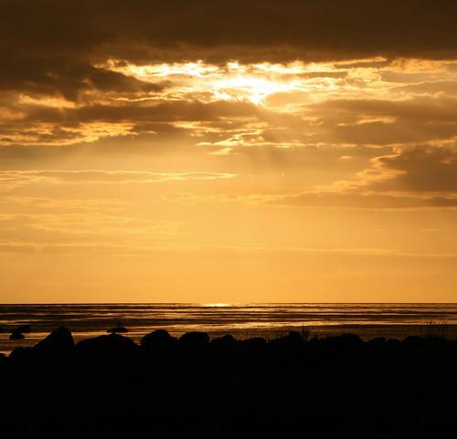 vejby solnedgång