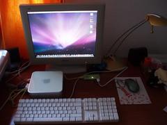 Mac Mini en casa ajena