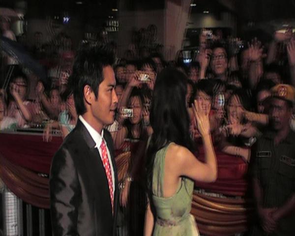 Kevin Cheng & Gigi Lai