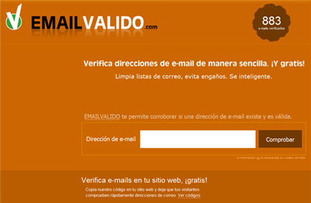 Email Valido