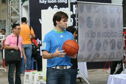 Mr Ryan Hart - TGD adidas vietnam