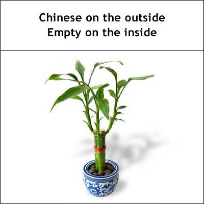 #33 The bamboo metaphor > The banana metaphor