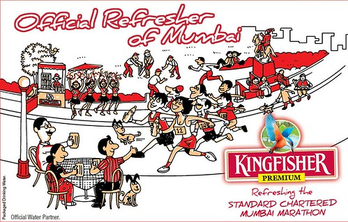 Official Refresher of Mumbai Marathon