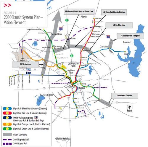 DART 2030 Plan