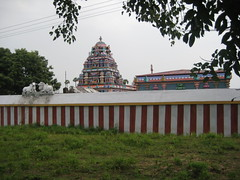 View of the Vimanam