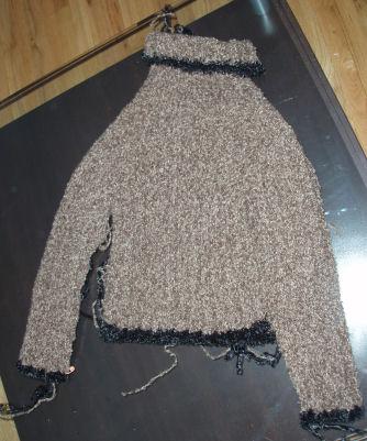 BrownRibbedSweater_011508