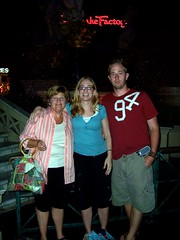 mom, me, happy brother