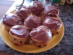 """Light"" White Cupcakes"