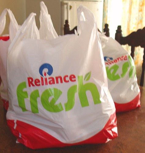 Reliance Fresh 1