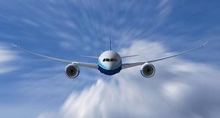 Avion verde