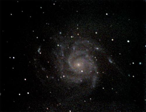 M101 on 3/25/08