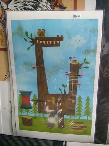 Wood Dragon and the Termites - Amanda Visell