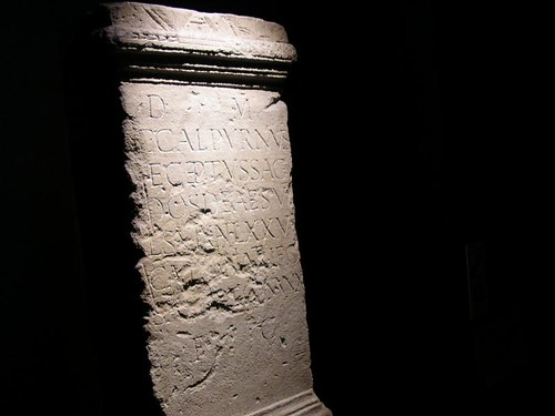 Stone Tablet in the Darkness