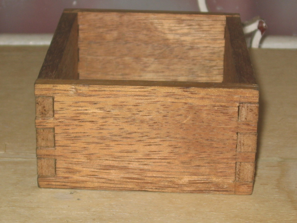 Dovetail Sides 1