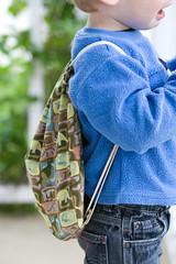 Dino Backpack