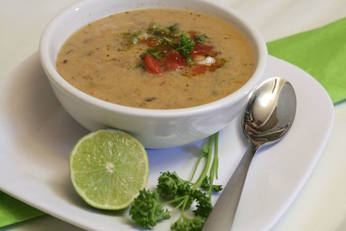 Salsa Verde Soup