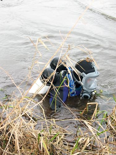 Diving in Gredstedbro