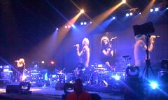 Portishead on Stage