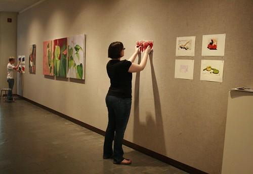 350/Studio Majors Exhibition