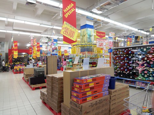 Apakah Ritel Carrefour memonopoli pasar ritel?