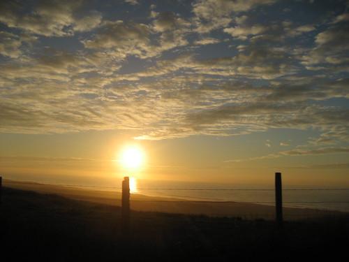 Cali Setting Sun