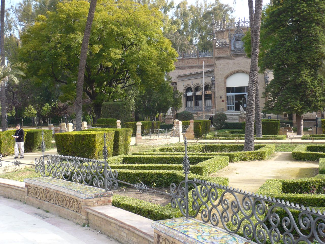 Pabellón Real