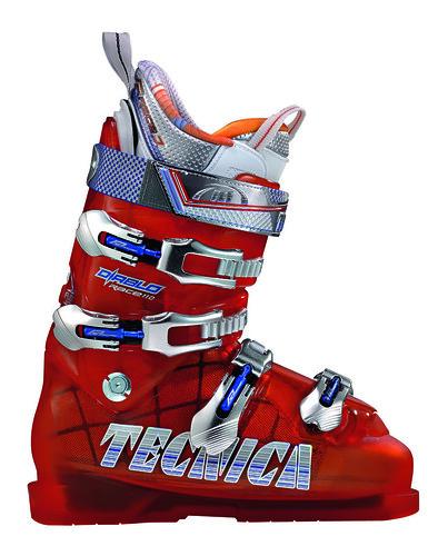 Tecnica Diablo Pro Race 110, Ski boots