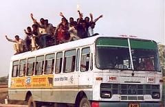 entre Jodhpur et Jaipur, Radjasthan