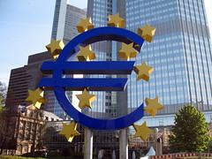 Euro Symbol outside ECB