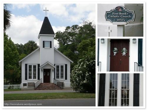 first bank catholic church