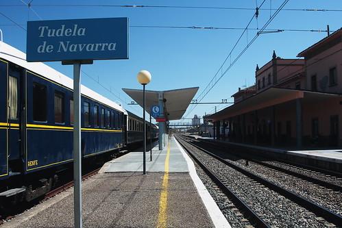 Estación de Tudela