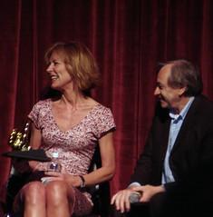 Christine Lahti and Bill Forsyth