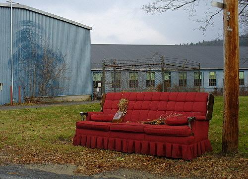 Feral sofa
