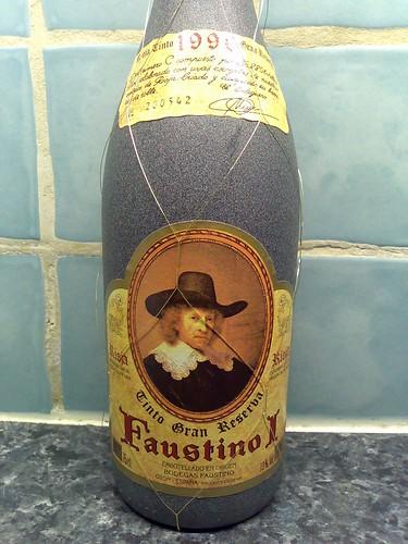 Faustino I Gran Reserva Rioja 1996