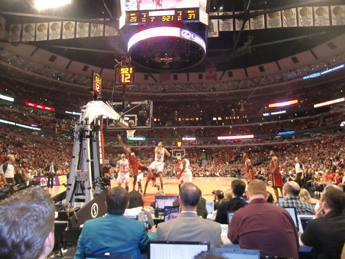Game 5 - Miami Heat at Chicago Bulls