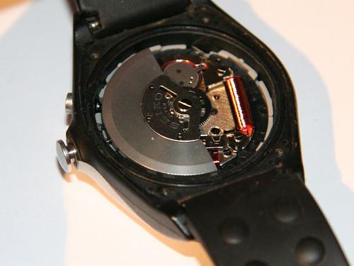Seiko Kinetic repairs #1