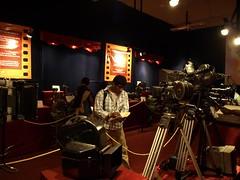 Exhibition of film equipment, IFFI 2007