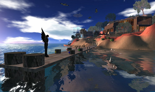 Second Life Windlight Tests 25 by Gary Hayes