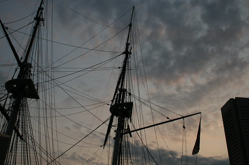 Masts of the Constellation