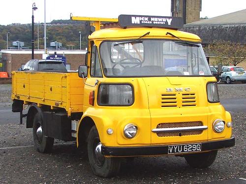 Mick Newby - 1969 BMC 350.FG VYU629G
