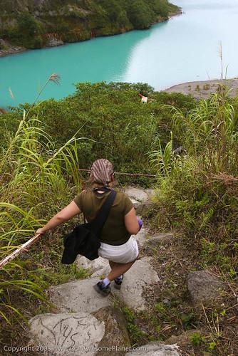 Mt. Pinatubo Hike 12.20