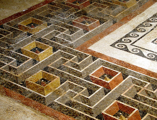 mosaic domus romana rabat malta