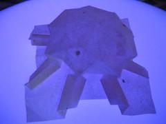 Octagonal Puff Star