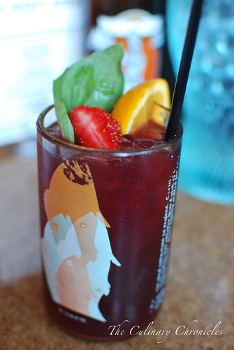 Sea Rocket Bistro: House Sangria